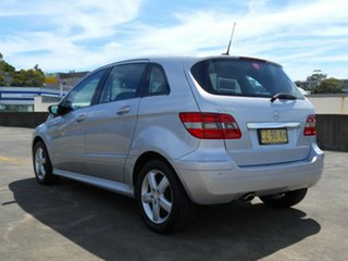 2007 Mercedes-Benz B-Class W245 B200 Silver 7 Speed Constant Variable Hatchback