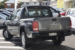 2017 Volkswagen Amarok 2H MY17 TDI400 4MOT Core Grey 6 Speed Manual Utility.