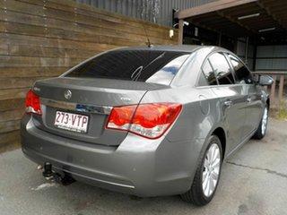 2013 Holden Cruze JH Series II MY14 CDX Grey 6 Speed Sports Automatic Sedan.