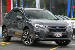 2020 Subaru XV G5X MY20 2.0i-S Lineartronic AWD Magnetite Grey 7 Speed Constant Variable Wagon.