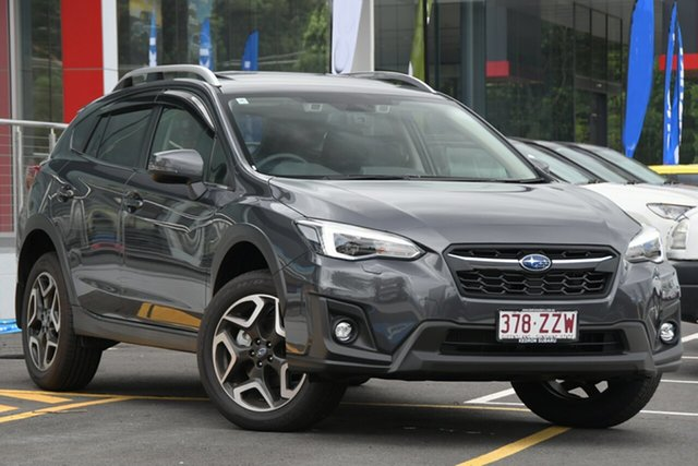 Demo Subaru XV G5X MY20 2.0i-S Lineartronic AWD Aspley, 2020 Subaru XV G5X MY20 2.0i-S Lineartronic AWD Magnetite Grey 7 Speed Constant Variable Wagon