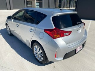 2013 Toyota Corolla ZRE182R Ascent Sport Silver 6 Speed Manual Hatchback