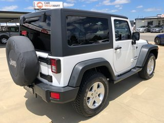 2016 Jeep Wrangler JK MY2016 Sport Bright White 5 Speed Automatic Softtop.