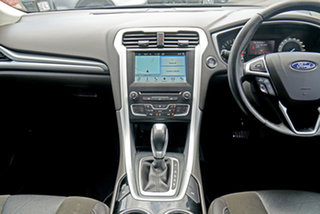 2016 Ford Mondeo MD Trend Grey 6 Speed Sports Automatic Hatchback