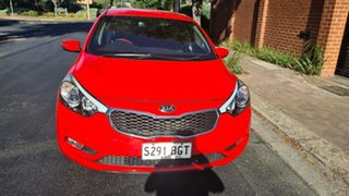 2014 Kia Cerato YD MY15 S 6 Speed Manual Hatchback