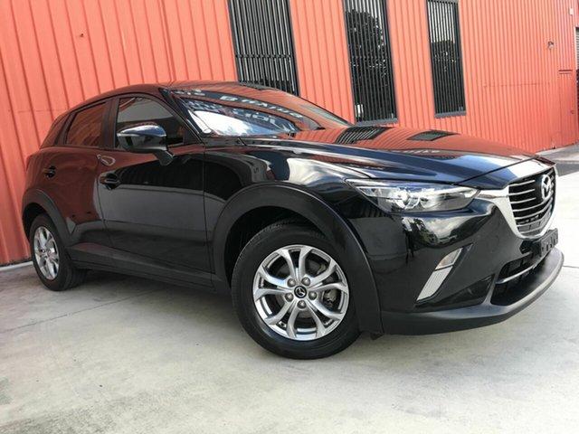 Used Mazda CX-3 DK2WSA Maxx SKYACTIV-Drive Molendinar, 2015 Mazda CX-3 DK2WSA Maxx SKYACTIV-Drive Black 6 Speed Sports Automatic Wagon