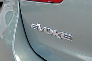 2014 Holden Commodore VF MY14 Evoke Green 6 Speed Sports Automatic Sedan