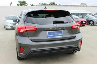 2018 Ford Focus SA 2019MY ST-Line Grey 8 Speed Automatic Hatchback