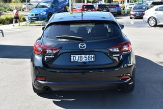 2016 Mazda 3 BM5476 Maxx SKYACTIV-MT Black 6 Speed Manual Hatchback