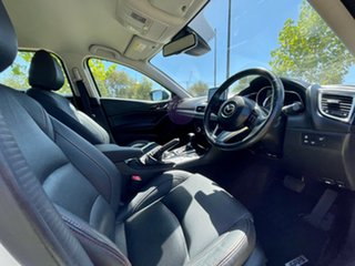 2013 Mazda 3 BM5438 SP25 SKYACTIV-Drive GT Snowflake White 6 Speed Sports Automatic Hatchback