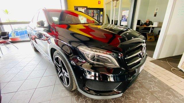 Used Mercedes-Benz GLA-Class X156 805+055MY GLA200 CDI DCT Maidstone, 2015 Mercedes-Benz GLA-Class X156 805+055MY GLA200 CDI DCT Black 7 Speed