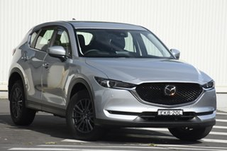 2020 Mazda CX-5 KF4WLA Touring SKYACTIV-Drive i-ACTIV AWD Silver 6 Speed Sports Automatic Wagon.