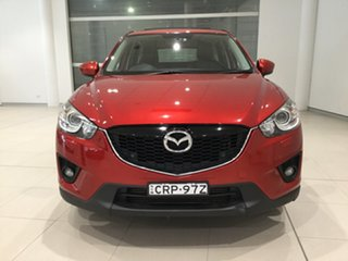 2014 Mazda CX-5 KE1021 MY14 Grand Touring SKYACTIV-Drive AWD Red 6 Speed Sports Automatic Wagon