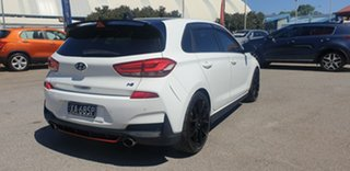 2018 Hyundai i30 PDe MY18 N Performance White 6 Speed Manual Hatchback.
