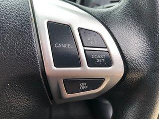 2015 Mitsubishi Lancer CJ MY15 ES Sport Black Pearl 5 Speed Manual Sedan