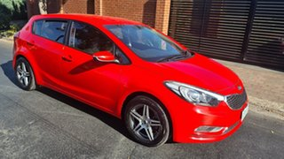 2014 Kia Cerato YD MY15 S 6 Speed Manual Hatchback.