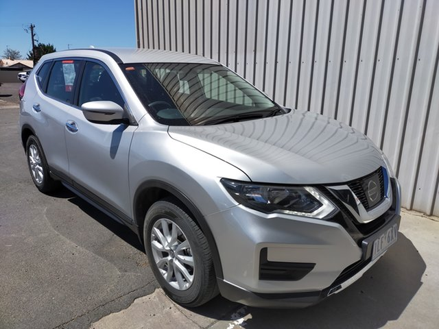 Used Nissan X-Trail T32 Series II ST X-tronic 2WD Horsham, 2017 Nissan X-Trail T32 Series II ST X-tronic 2WD 7 Speed Constant Variable Wagon