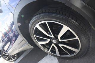 2017 Nissan Qashqai J11 TI Blue 1 Speed Constant Variable Wagon