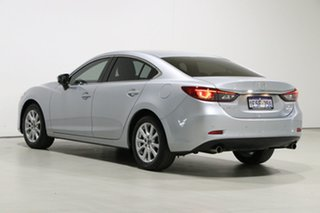 2015 Mazda 6 6C MY15 Touring Silver 6 Speed Automatic Sedan