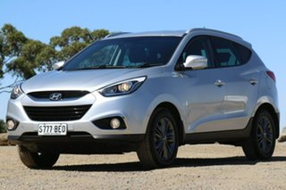 2014 Hyundai ix35 LM3 MY14 SE Silver 6 Speed Sports Automatic Wagon