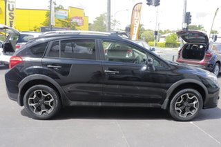 2012 Subaru XV G4X MY13 2.0i Lineartronic AWD Black 6 Speed Constant Variable Wagon.