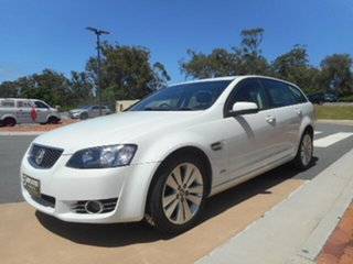 2009 Holden Commodore VE MY09.5 SV6 5 Speed Automatic Sportswagon.