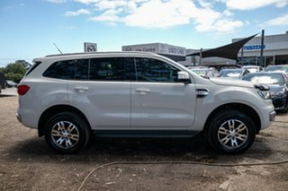 2015 Ford Everest UA Trend Cool White 6 Speed Sports Automatic SUV