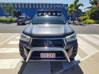2020 Toyota Hilux GUN126R SR5 Double Cab Graphite 6 Speed Sports Automatic Utility