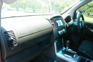 2012 Nissan Navara D40 S5 MY12 ST-X Red 7 Speed Sports Automatic Utility