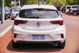 2018 Holden Astra BK MY18.5 RS-V White 6 Speed Sports Automatic Hatchback.