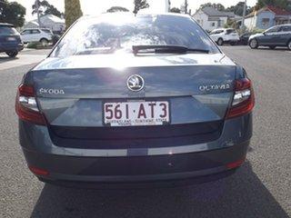 2017 Skoda Octavia NE MY17 Ambition Sedan DSG 110TSI Grey 7 Speed Sports Automatic Dual Clutch
