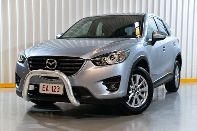 Used Mazda CX-5 KE1022 Maxx SKYACTIV-Drive AWD Sport Hendra, 2016 Mazda CX-5 KE1022 Maxx SKYACTIV-Drive AWD Sport Silver 6 Speed Sports Automatic Wagon