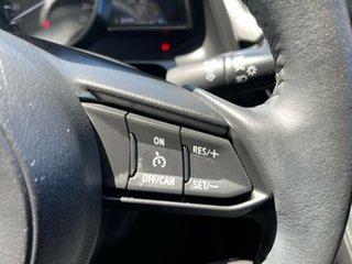 2017 Mazda 2 DJ2HAA Maxx SKYACTIV-Drive Jet Black 6 Speed Sports Automatic Hatchback