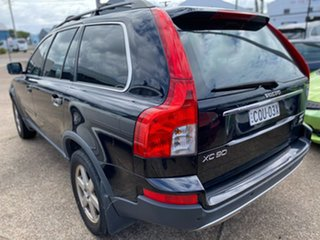 2006 Volvo XC90 P28 MY07 D5 Black 6 Speed Sports Automatic Wagon.