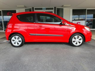 2009 Holden Barina TK MY09 Red 5 Speed Manual Hatchback