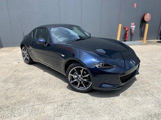 2020 Mazda MX-5 ND GT RF SKYACTIV-MT Deep Crystal Blue 6 Speed Manual Targa.