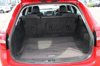 2016 Holden Commodore VF II MY16 SV6 Sportwagon Black Red 6 Speed Sports Automatic Wagon