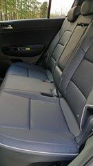 2020 Kia Sportage QL MY21 GT-Line AWD Snow White Pearl 6 Speed Automatic Wagon