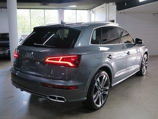 2018 Audi SQ5 FY MY19 Tiptronic Quattro Grey 8 Speed Sports Automatic Wagon