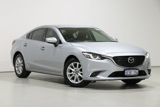 2015 Mazda 6 6C MY15 Touring Silver 6 Speed Automatic Sedan.