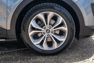 2015 Hyundai Santa Fe DM2 MY15 Highlander Silver 6 Speed Sports Automatic Wagon