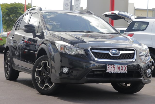 Used Subaru XV G4X MY13 2.0i Lineartronic AWD Windsor, 2012 Subaru XV G4X MY13 2.0i Lineartronic AWD Black 6 Speed Constant Variable Wagon