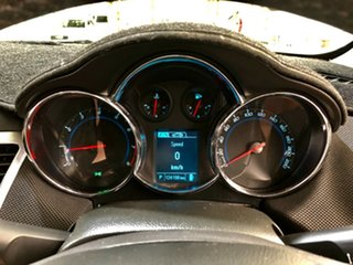2013 Holden Cruze JH Series II MY13 SRi Red 6 Speed Sports Automatic Hatchback