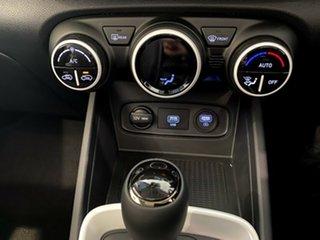 2020 Hyundai Venue QX.V3 MY21 Elite Fiery Red 6 Speed Automatic Wagon