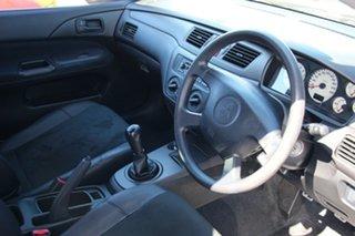 2007 Mitsubishi Lancer CH MY07 ES Blue 5 Speed Manual Sedan