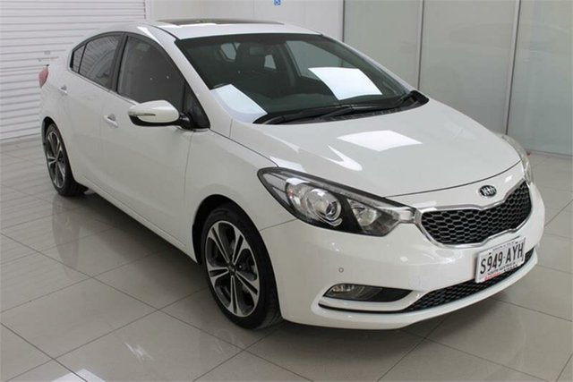Used Kia Cerato TD SLi , 2013 Kia Cerato TD SLi 6 Speed Sports Automatic Sedan