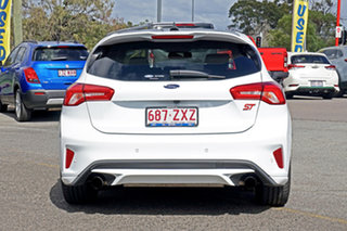 2020 Ford Focus SA 2020.25MY ST White 7 Speed Automatic Hatchback