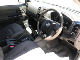 2008 Holden Colorado RC LX Crew Cab 4x2 Alpine White 5 Speed Manual Utility