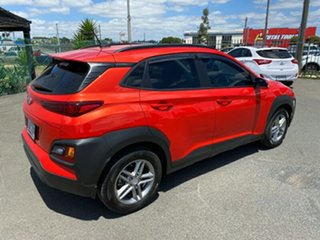2017 Hyundai Kona OS MY18 Active 2WD Tangerine Comet 6 Speed Sports Automatic Wagon