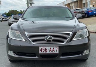 2006 Lexus LS USF40R LS460 Grey 8 Speed Sports Automatic Sedan